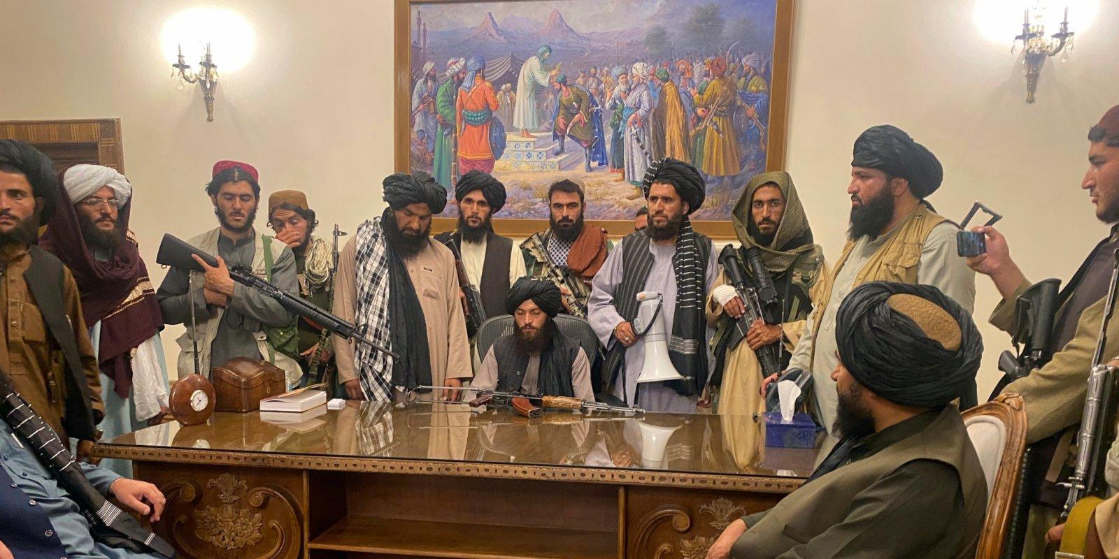 熱點追蹤 (多圖)20年戰事告終 阿富汗困局未解