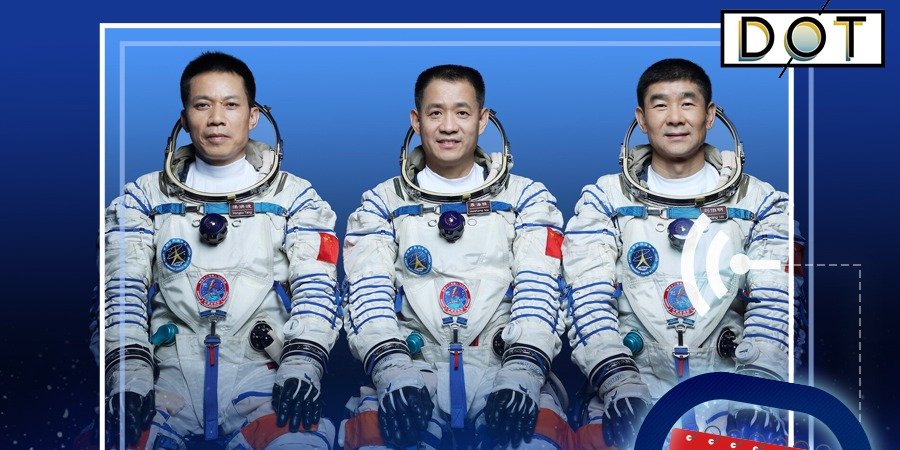 Live Webcast: A real-time dialogue between HK youngsters and mainland astronauts on space station