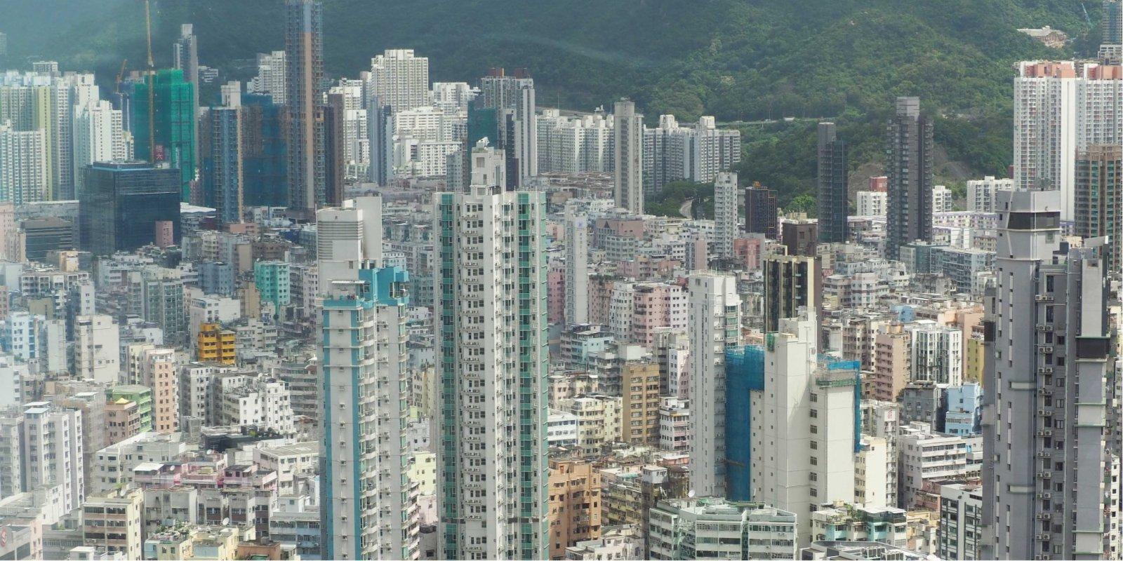 HK property sales dip 20.9% in Aug