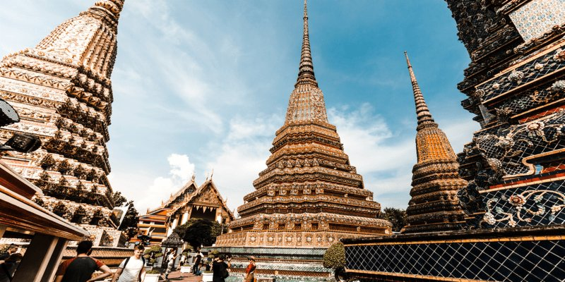 No quarantine for vaccinated tourists traveling to Bangkok in October
