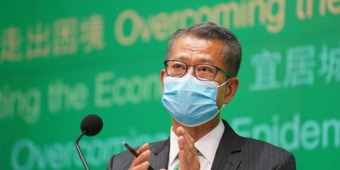 Financial chief: Qianhai plan draws up blueprint for HK's development