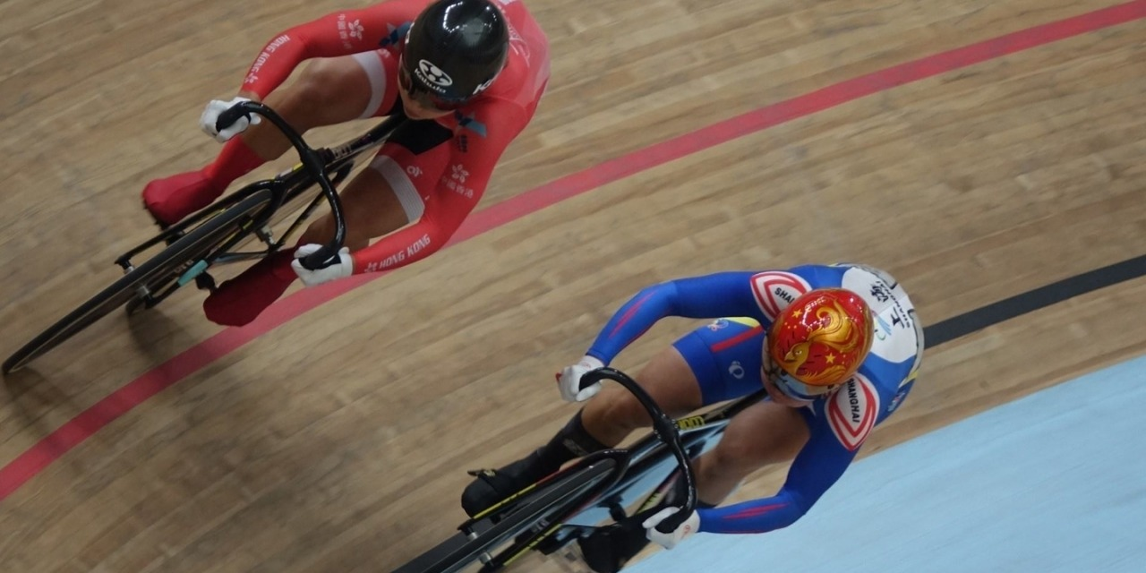 Sarah Lee clinches HK's first gold at National Games