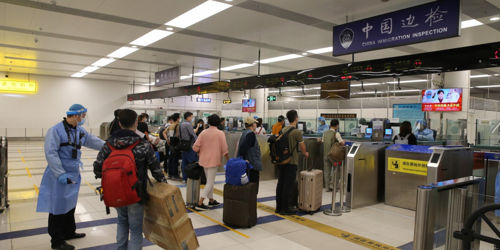 Arrangements for Come2hk Scheme announced, with daily entry quota of 2k