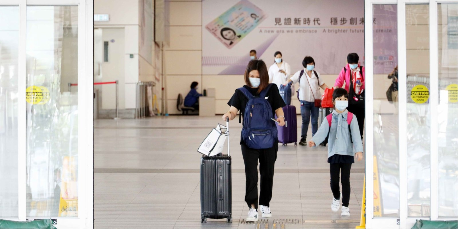 Come2hk Scheme: Over 300 people arrived in HK on 1st day
