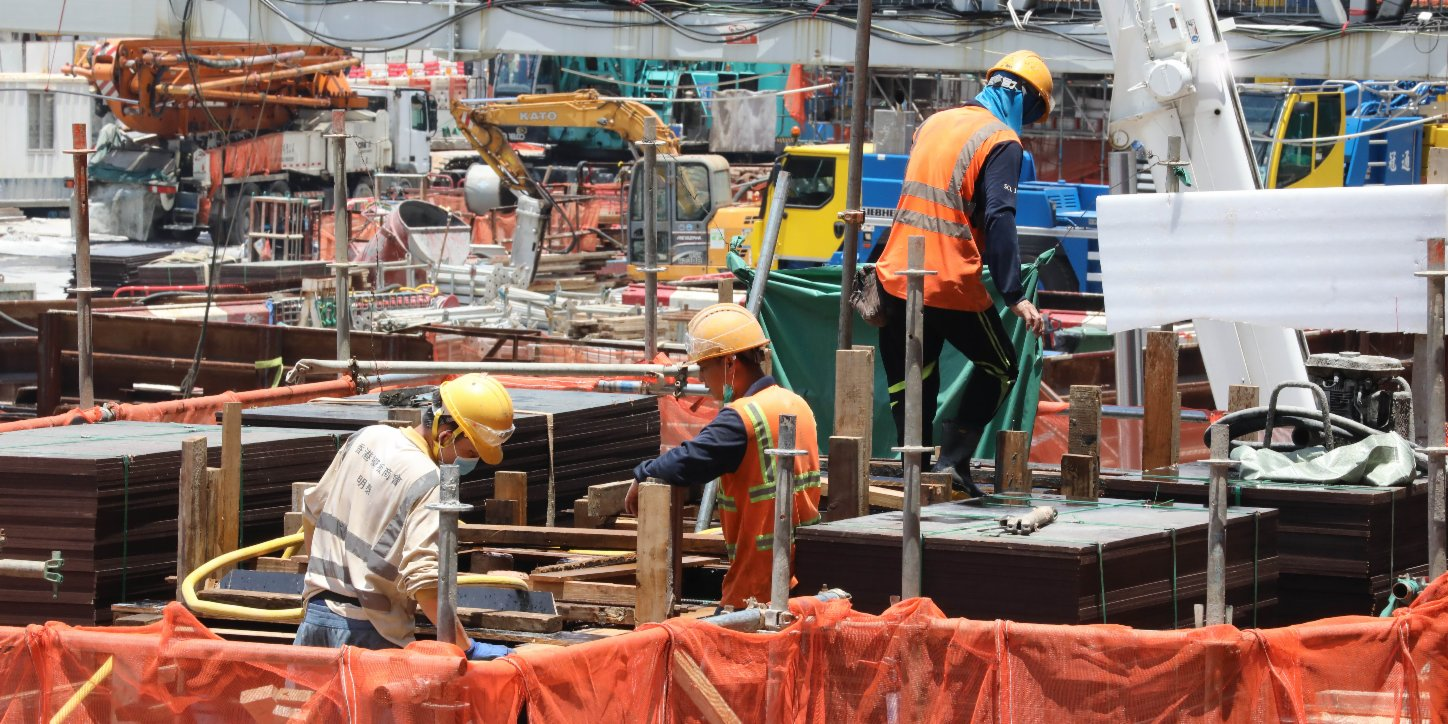 HK: 18 building plans approved in July