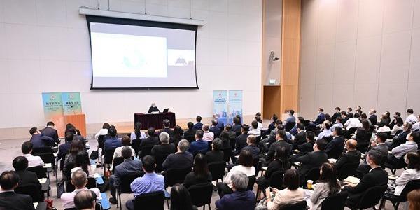 National security seminar held for HK civil service