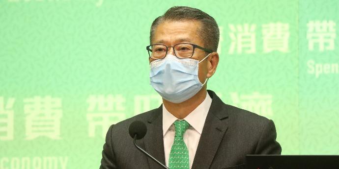 Paul Chan: National development offers opportunities for HK's economy to prosper