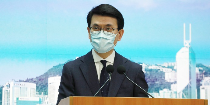 Edward Yau: HK should integrate future direction in national development