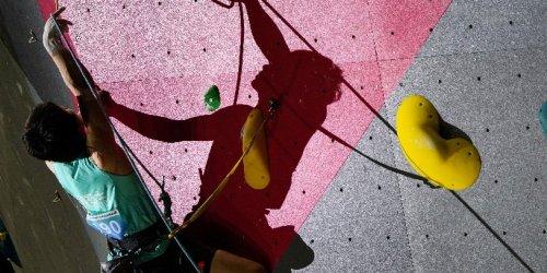 港隊陳翔志晉級全運會攀石決賽 蔡俊彥男子花劍八強止步