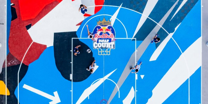 愛定商場籃球場活化融入街頭藝術 下周六決賽冠軍獎金高達2萬元