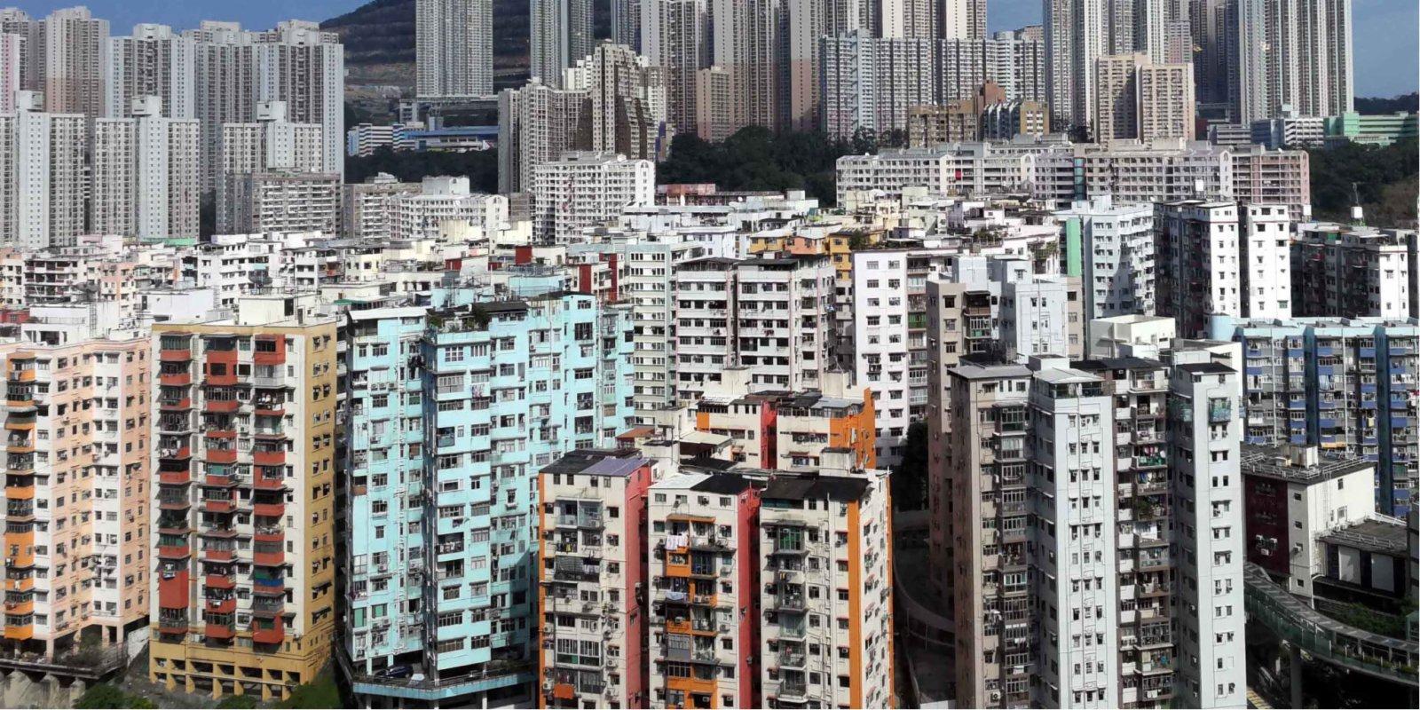 樓宇買賣登記金額連續3季逾2000億 24年來首見