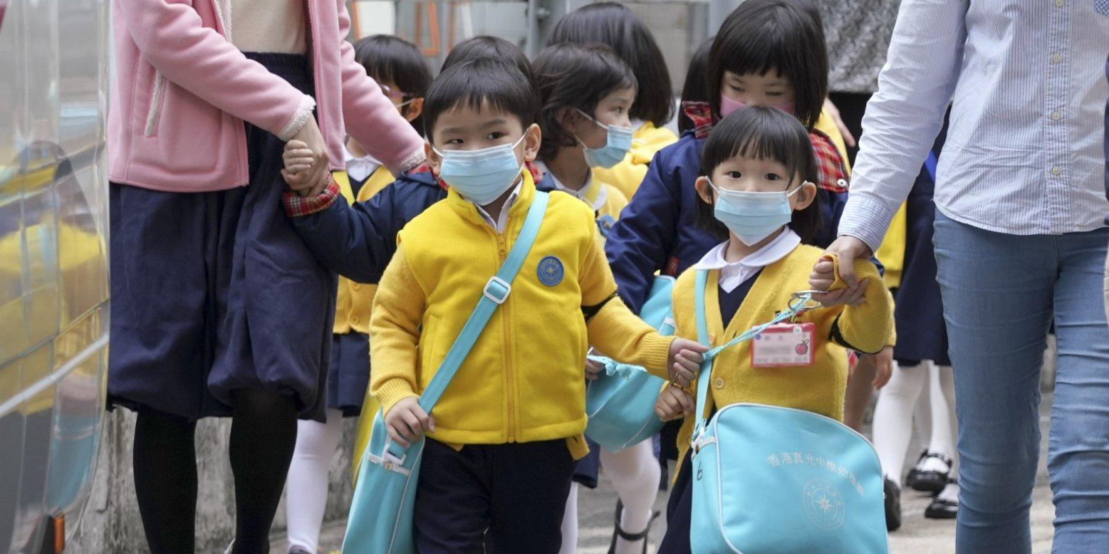 紅磡上水兩幼園爆上呼吸道感染 42學童染病