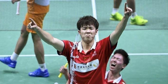 國羽再勝日本隊 第12次捧起蘇迪曼盃
