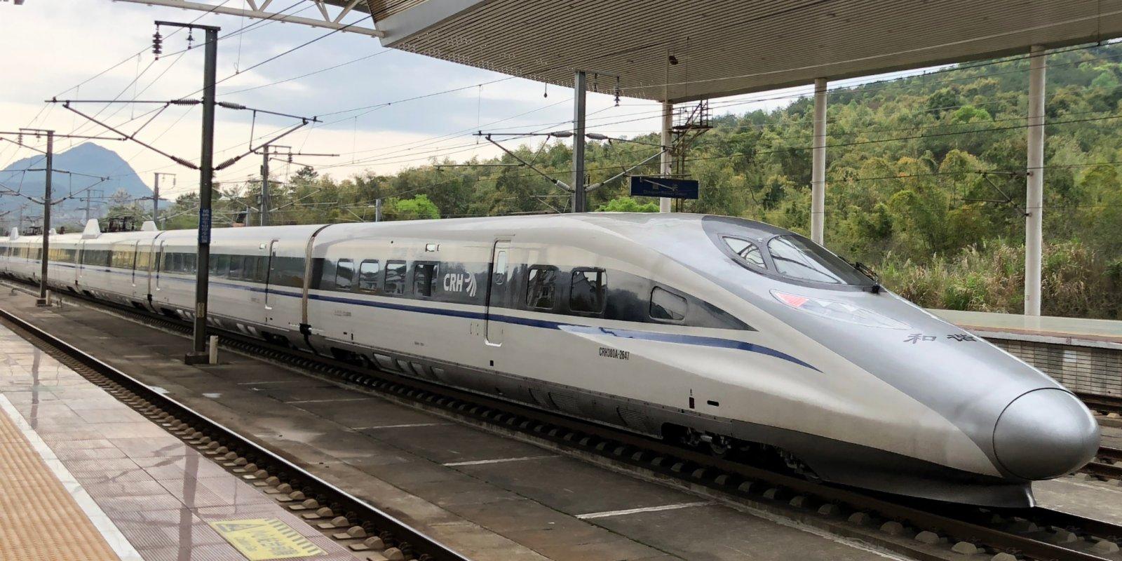 「港深西部快軌」研究推進 擬連通香港與前海