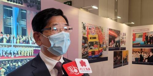 容永祺:施政報告凸顯香港融入國家發展大局決心