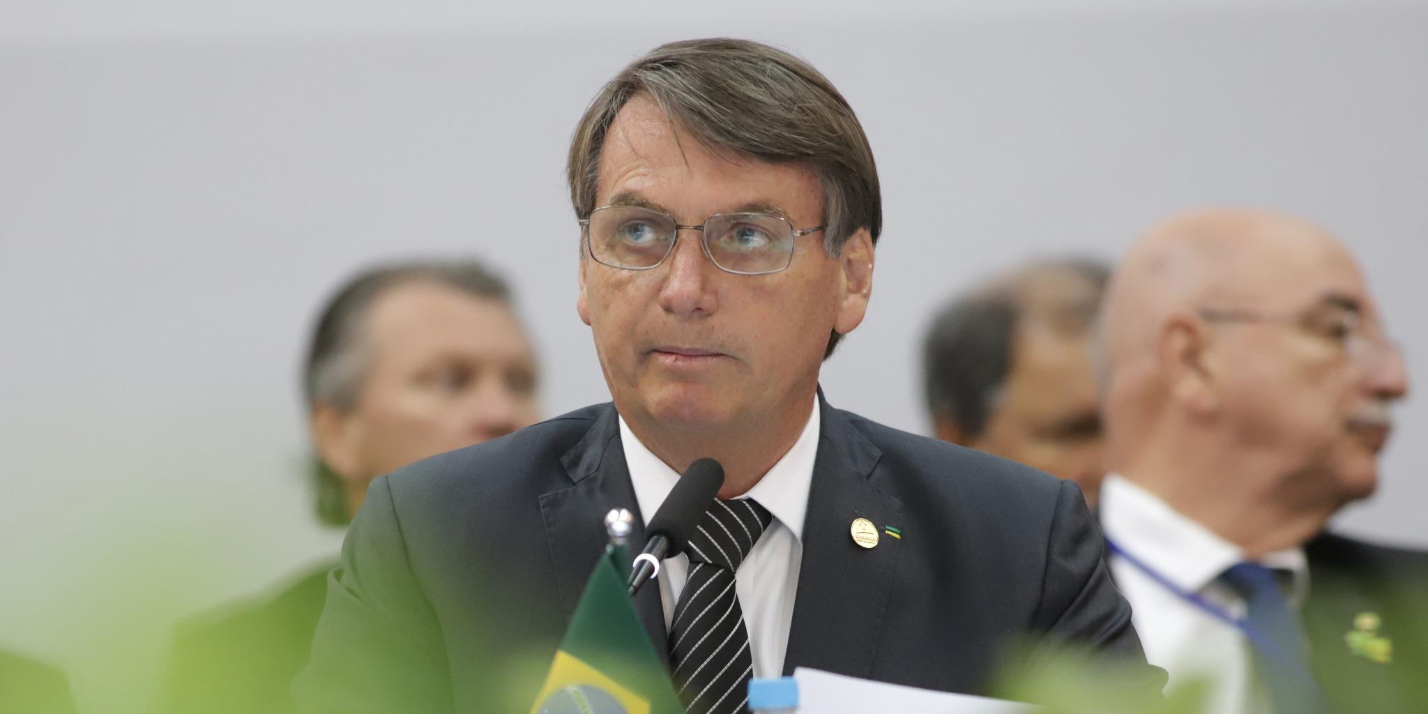涉破壞亞馬遜雨林 環團起訴巴西總統