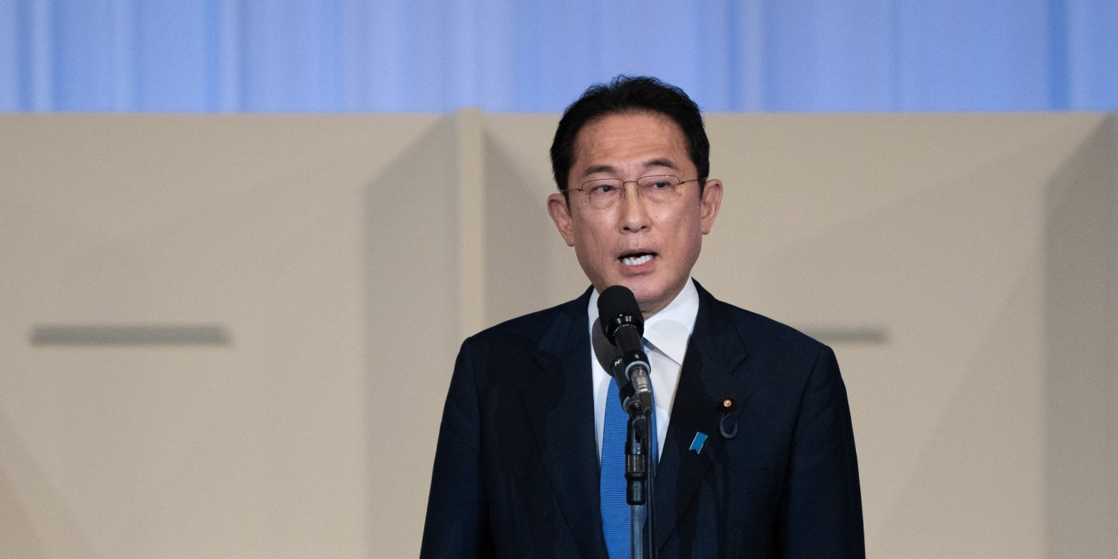 岸田文雄就任10日解散議會 創最快紀錄