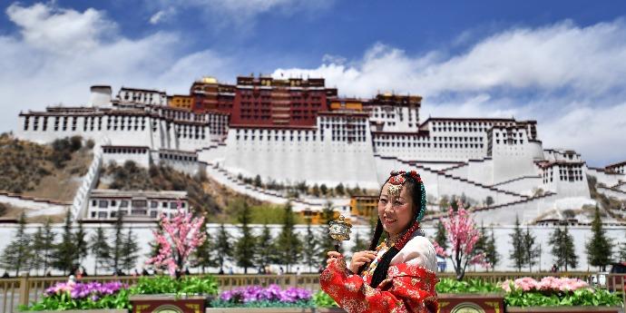 布達拉宮明起免費參觀 遊客需提前一日預約
