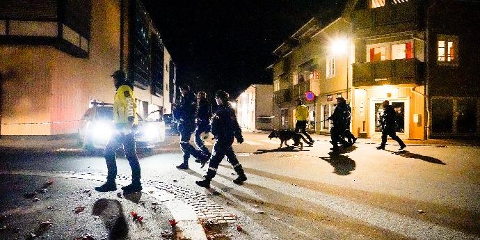 挪威弓箭傷人案釀5死  當局稱不排除恐怖主義