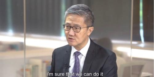 Eye on U 容來熙往(精華片段2) | 蕭澤頤:改善警隊形象  首先要在日常工作中保持專業