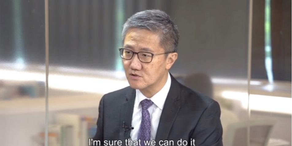 EyE on U (Trailer II)   Raymond Siu: Professional law-enforcement key to improving police image