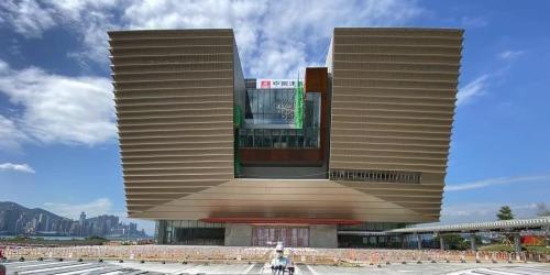 (多圖)大國建造 香港故宮明年7月開幕 料展出166件國家一級文物